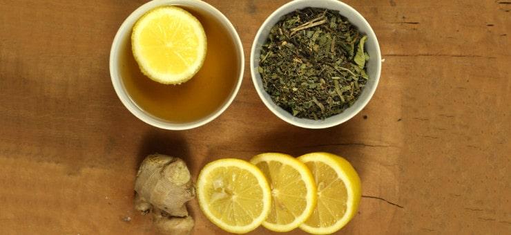 Detoxifying with Tea