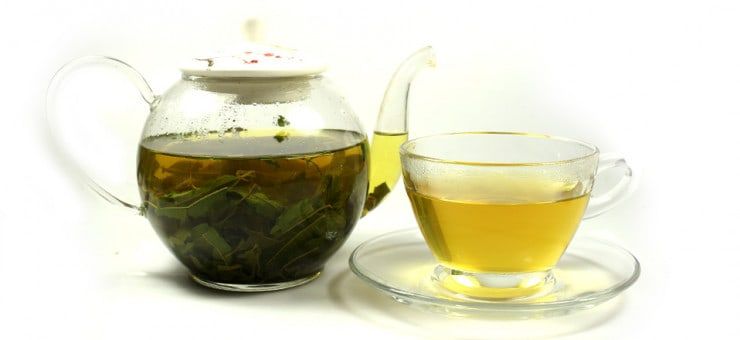 Lemon Verbena Tea