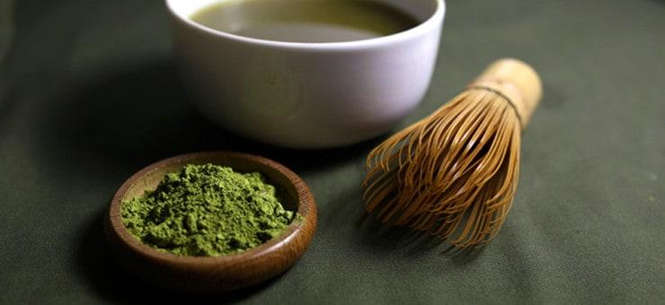 History of Matcha Tea