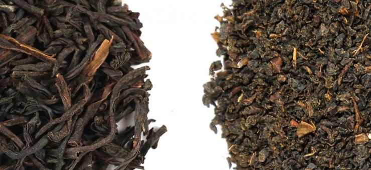Ceylon Tea Grades
