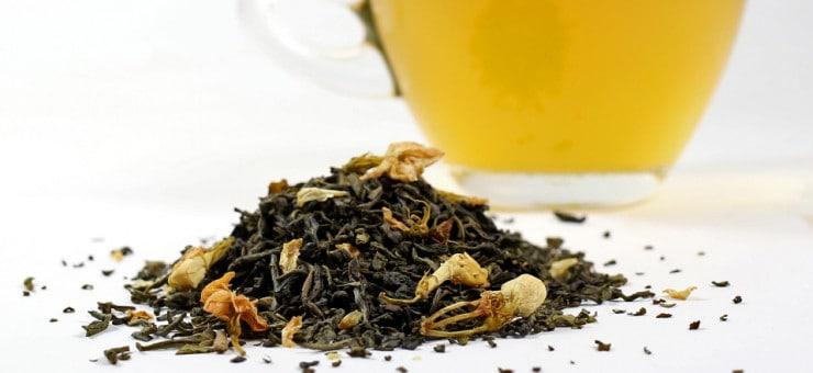 Jasmine Green Tea - Cancer
