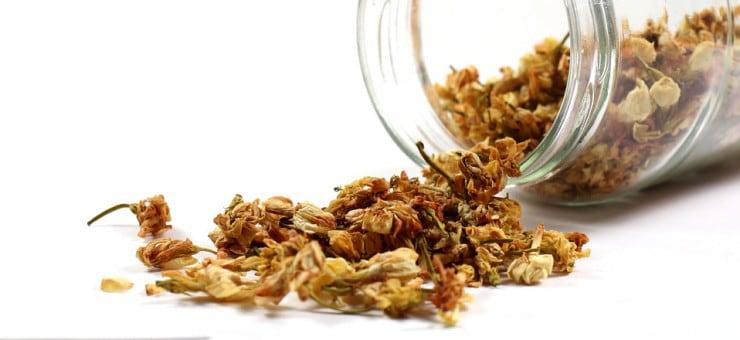 Jasmine Herbal Tea - Stress
