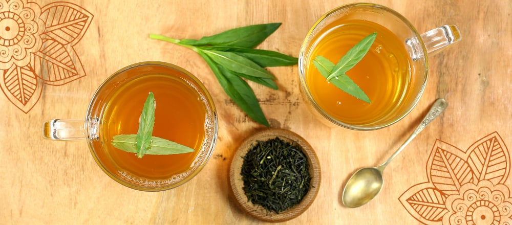 Indian Green Tea