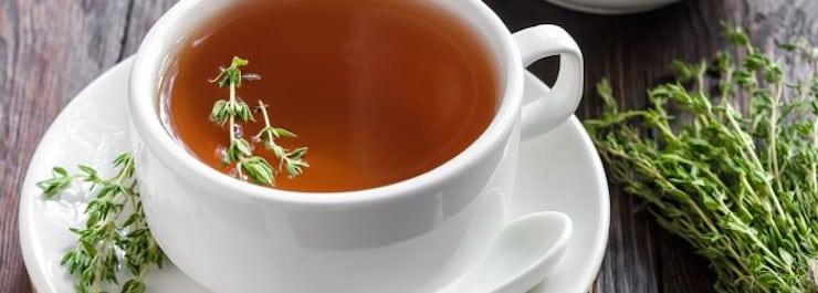 Health Benefits of Thyme Tea