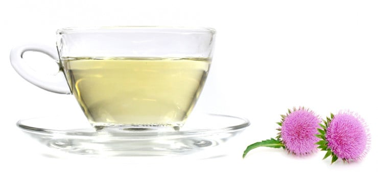 What is Milk Thistle Tea