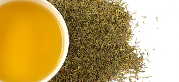 Thyme Tea and Pregnancy