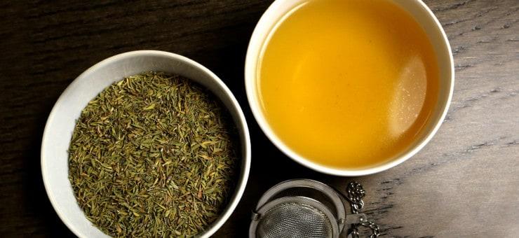 Thyme Tea Benefits