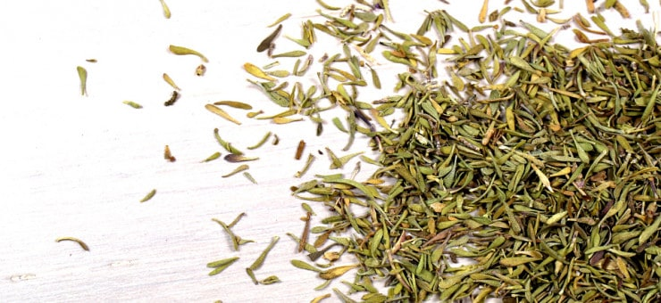 Thyme Tea and Weight Loss