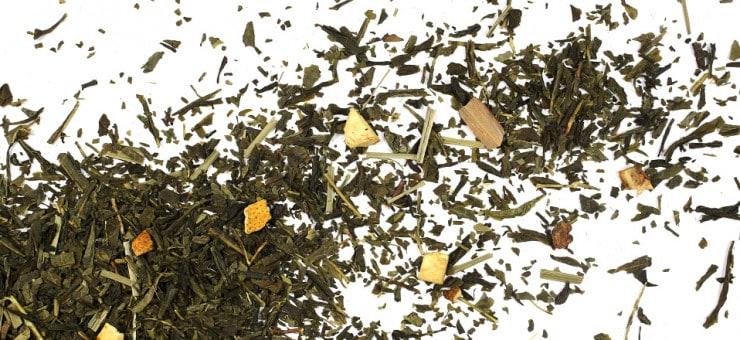 Lemon Sencha Green Iced Tea