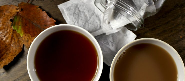 Lapsang Tea Bags