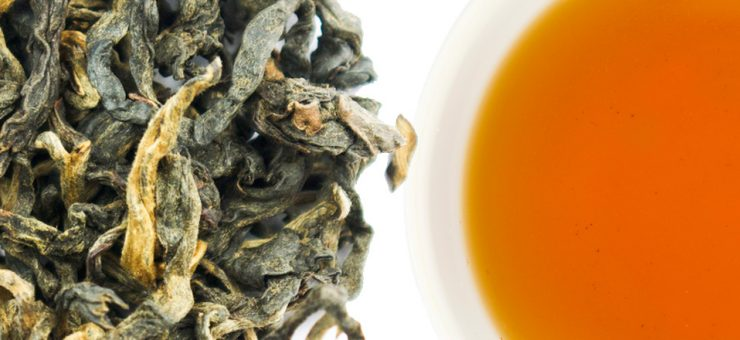 Assam Tea Smoked Oolong