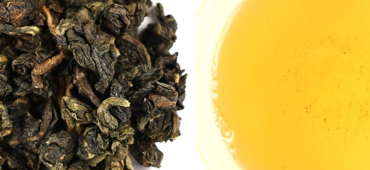 Wu Long Choice Chinese Oolong Tea