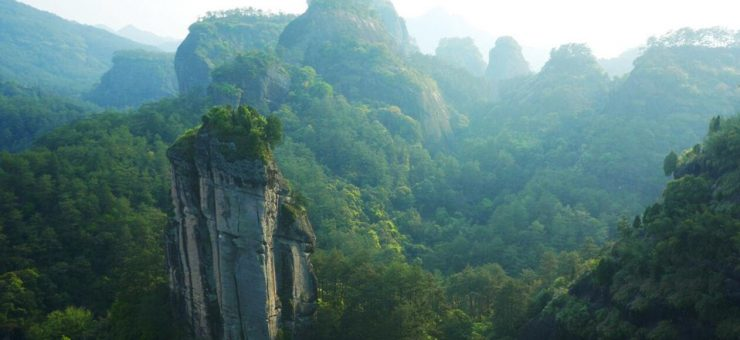 The Wuyi Mountains Theory