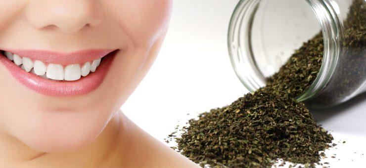 Spearmint Tea and Bad Breath
