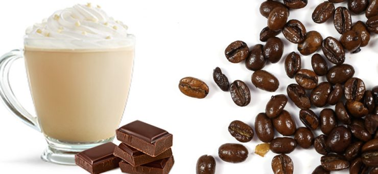 Chocolate Mocha Flavoured Coffee
