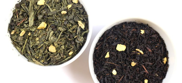 Black Tea vs Green Tea Taste