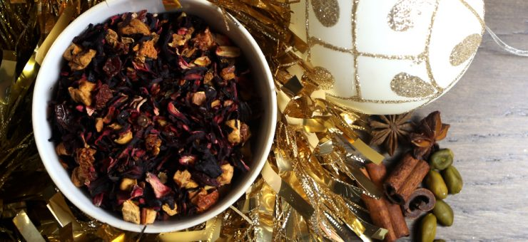 Christmas Tea Tisane