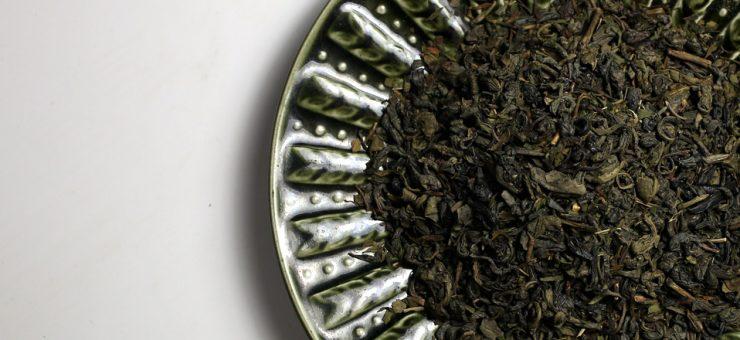Moroccan Mint Tea and Gunpowder Tea?