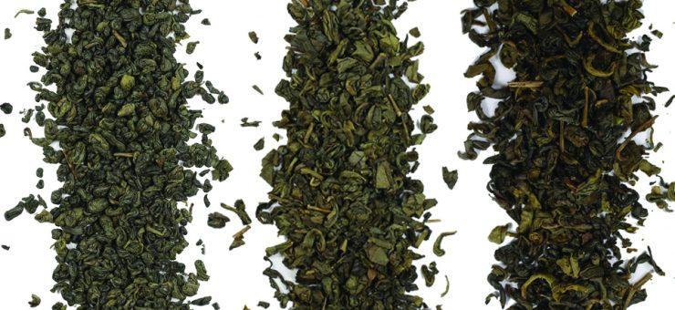 History of Gunpowder Tea