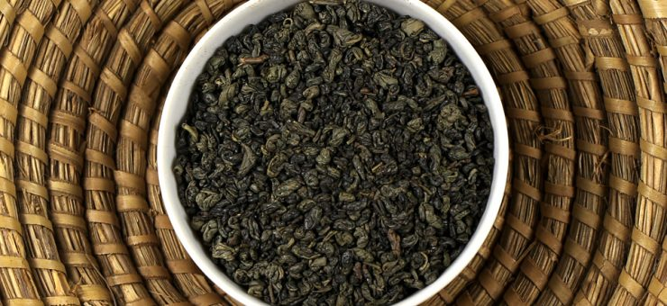 Benefits of Gunpowder Tea