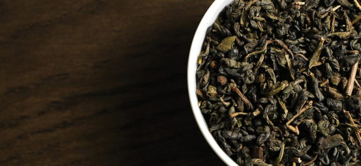What is Gunpowder Tea