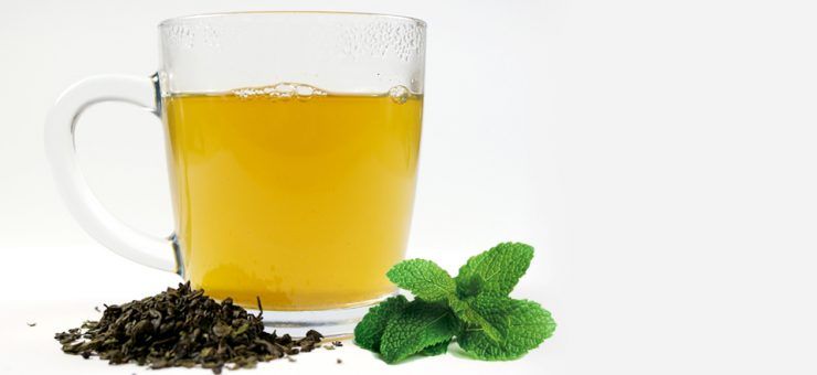 Peppermint Tea IBS