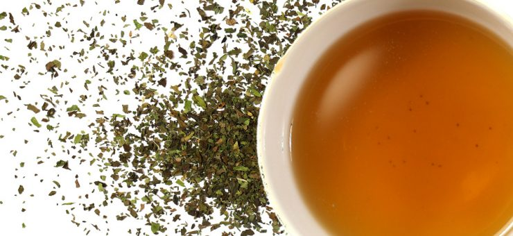 Peppermint Tea Benefits Skin