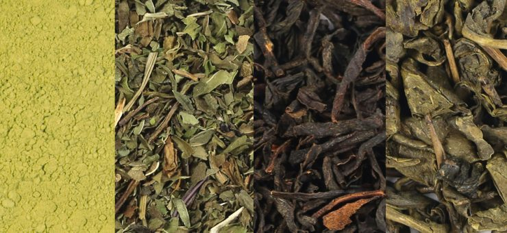 Different Types of Peppermint Tea