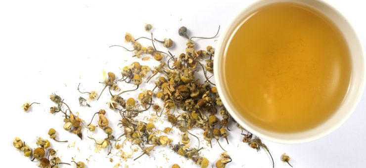 Additional Health Benefits of Drinking Camomile
