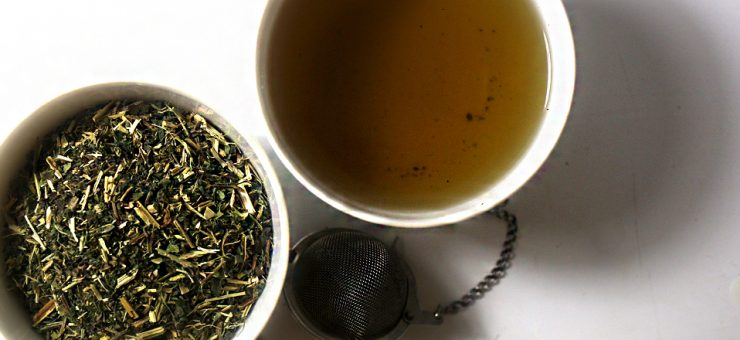 How to Make Nettle Leaf Tea