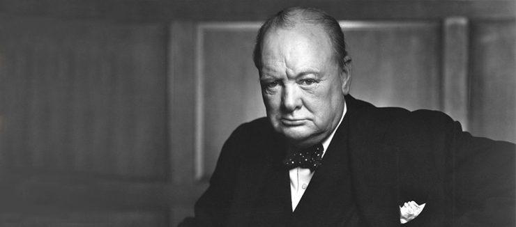Lapsang and Winston Churchill