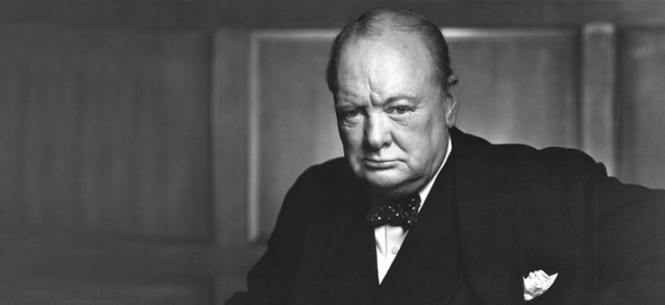 Winston Churchill and Lapsang Souchong