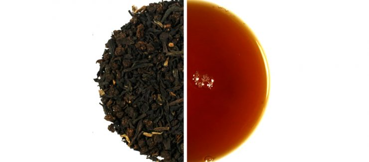 How Much Caffeine in Black Tea