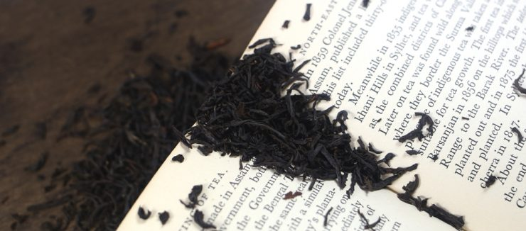 History of this Loose Leaf tea