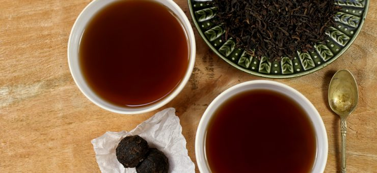 Late History of Pu erh
