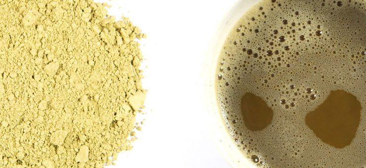 White Kenya Matcha Tea