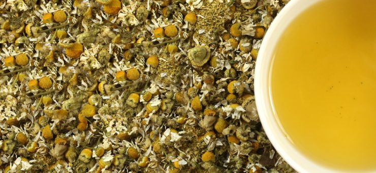 Calories in Camomile Tea
