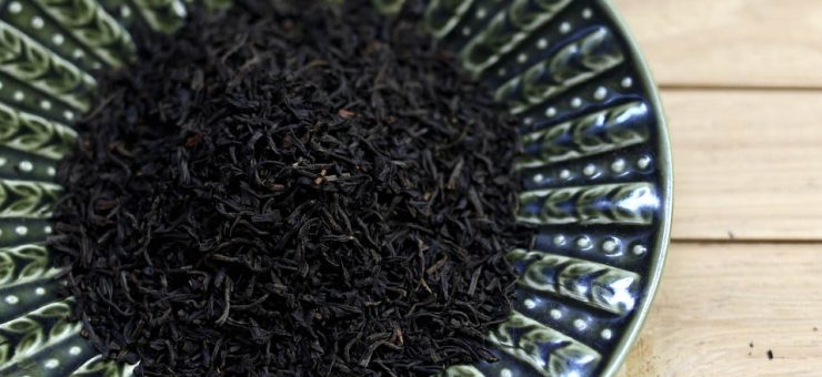 Keemun Tea History