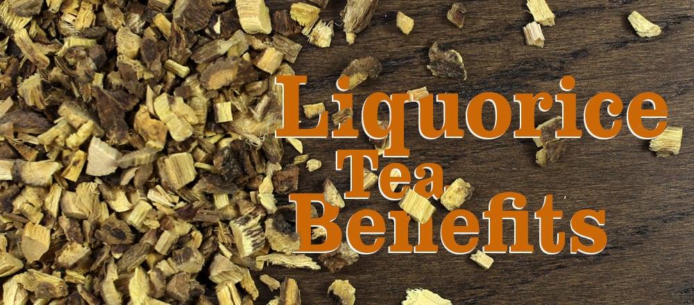 Liquorice Tea Benefits