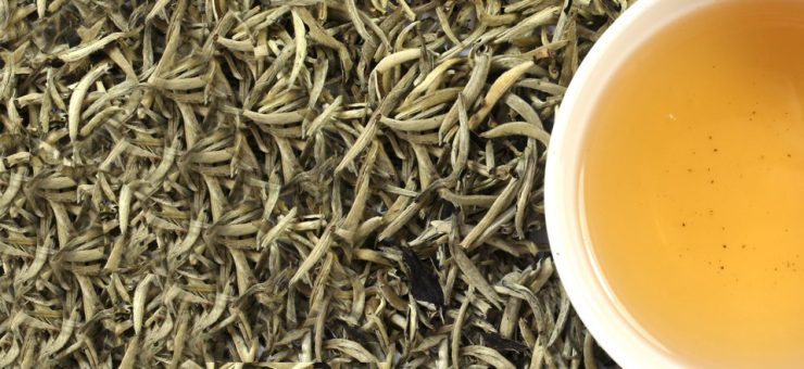 Calories in White Tea