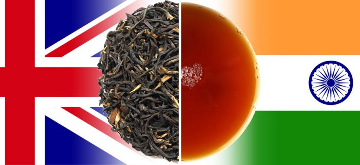 Britain and Indian Tea