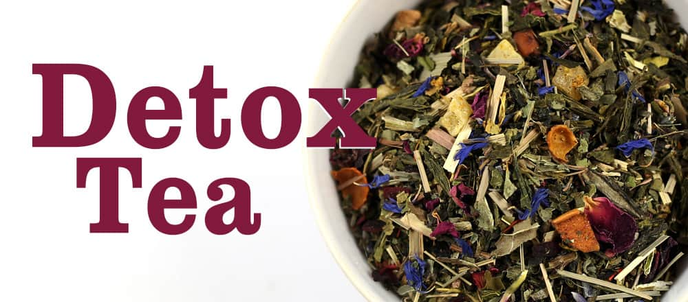 Best Teas For A Detox