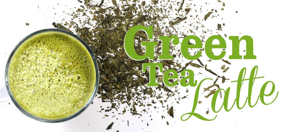 Green Tea Latte Recipe