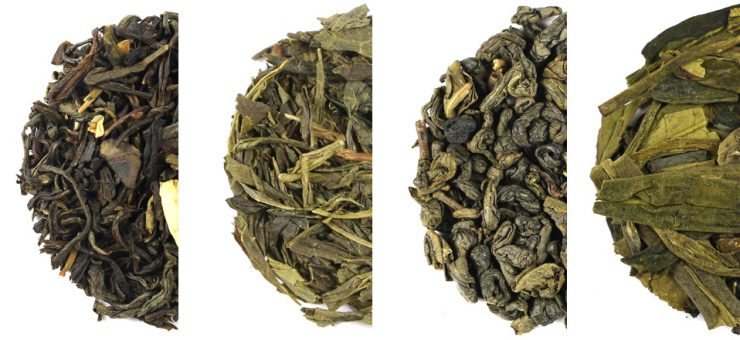Recommended Green Tea