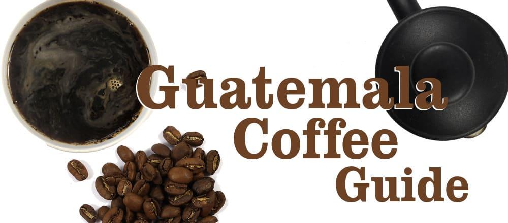 Guatemala Coffee Guide