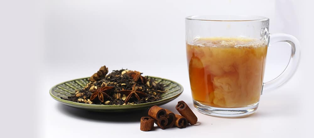 Chai Helps with Digestion
