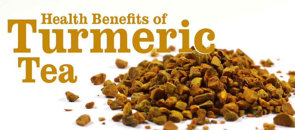 Health Benefits Of Turmeric Tea