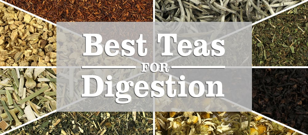 Best Tea for Digestion
