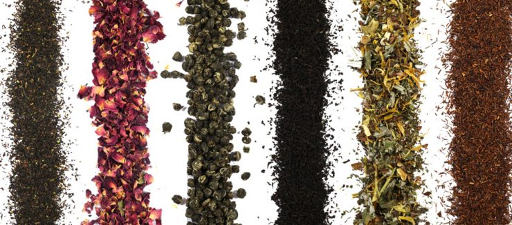Different Tea Types