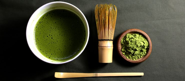 How can matcha tea help you lose weight
